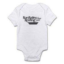 Unique Roofing Infant Bodysuit