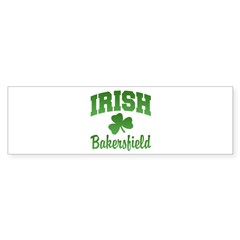 Bakersfield Irish Bumper Sticker