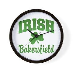 Bakersfield Irish Wall Clock