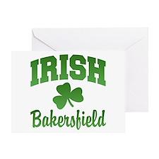 Bakersfield Irish Greeting Card