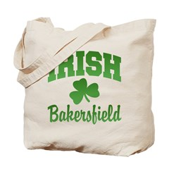 Bakersfield Irish Tote Bag
