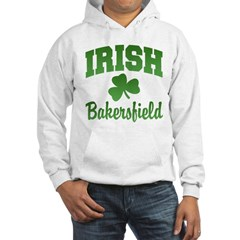 Bakersfield Irish Hooded Sweatshirt