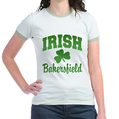 Bakersfield Irish Jr. Ringer T-Shirt