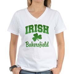 Bakersfield Irish Women's V-Neck T-Shirt
