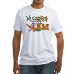 24 Carrot Kid Fitted T-Shirt