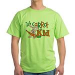 24 Carrot Kid Green T-Shirt