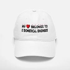 Belongs To A Biomedical Engineer Baseball Baseball Cap