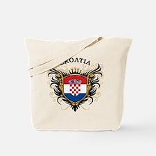 Croatia Tote Bag