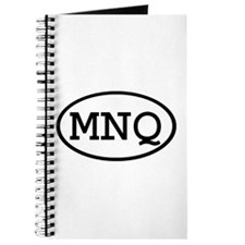 MNQ Oval Journal
