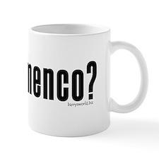 got flamenco? Mug
