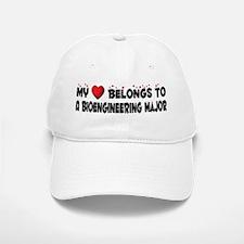 Belongs To A Bioengineering Major Baseball Baseball Cap