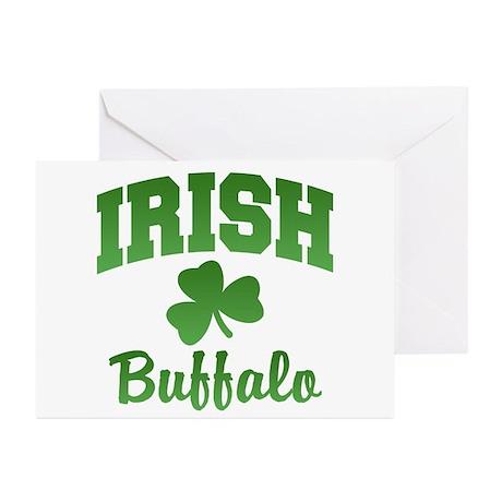 Buffalo Irish Greeting Cards (Pk of 10)