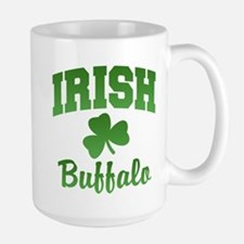 Buffalo Irish Large Mug