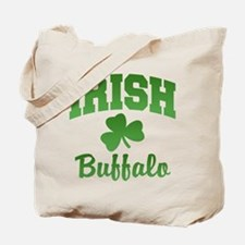 Buffalo Irish Tote Bag