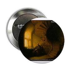 Rembrandt van Rijn Painting Button