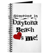 Daytona Beach Loves Me Journal