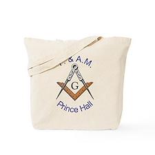 Prince Hall Mason Tote Bag