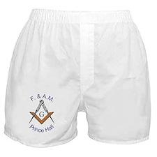 Prince Hall Mason Boxer Shorts