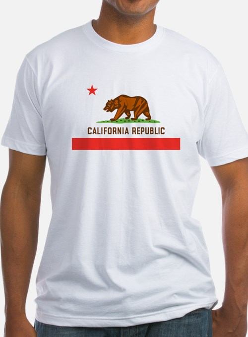 California State Flag Shirt