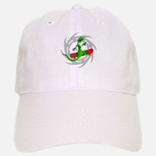 Skateboard Gecko Baseball Baseball Cap