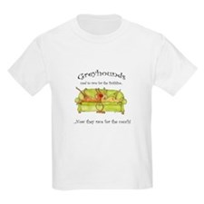 Racing For The Couch T-Shirt