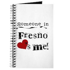 Fresno Loves Me Journal