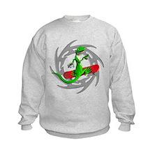 Skateboard Gecko Sweatshirt
