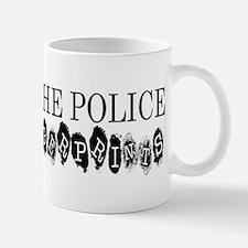 ...leave fingerprints Mug