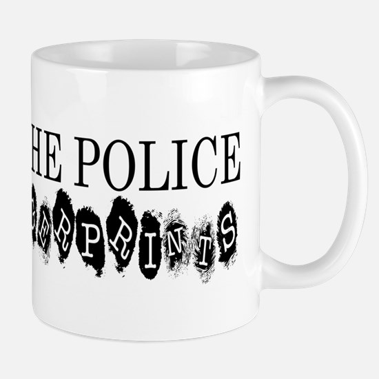 ...leave fingerprints Mug