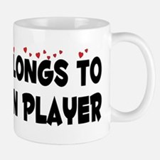 Belongs To A Bassoon Player Mug