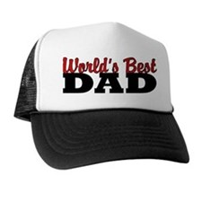 World's Best Dad Baseball Cap