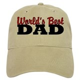 Worlds best pops hat Classic Cap