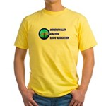 MVARA Yellow T-Shirt