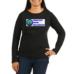 MVARA Women's Long Sleeve Dark T-Shirt