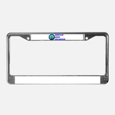 MVARA License Plate Frame