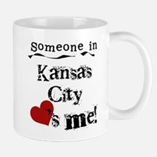 Kansas City Loves Me Mug