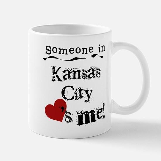 Kansas City Loves Me Mug