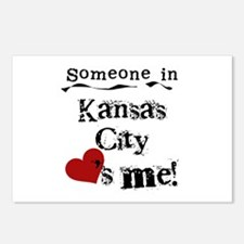 Kansas City Loves Me Postcards (Package of 8)
