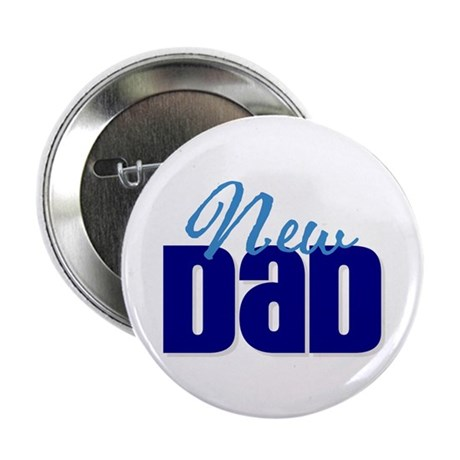 "New Dad 2.25"" Button (100 pack)"