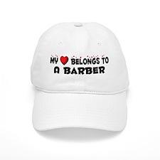 Belongs To A Barber Baseball Cap