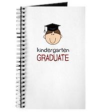 Kindergarten graduate boy Journal
