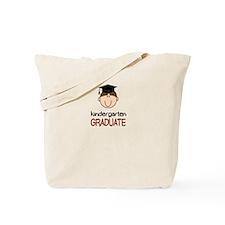 Kindergarten graduate boy Tote Bag