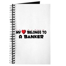 Belongs To A Banker Journal
