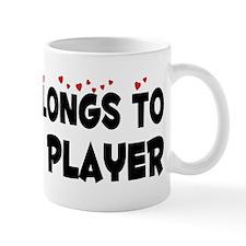 Belongs To A Banjo Player Mug