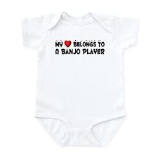 Belongs To A Banjo Player Infant Bodysuit