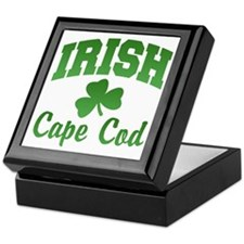 Cape Cod Irish Keepsake Box