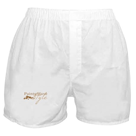 Paint Horse Boxer Shorts