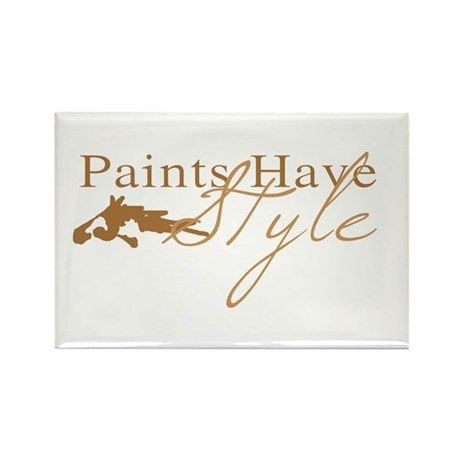 Paint Horse Rectangle Magnet