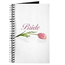 Pink Tulip Bride Journal