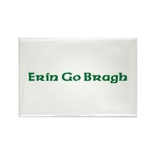 Unique Go green Rectangle Magnet (10 pack)